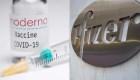 vacunas variantes Pfizer Moderna