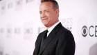 Tom Hanks cambia su imagen