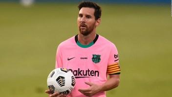 FC Barcelona y sus acciones legales a favor de Messi