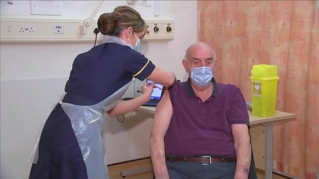 5 cosas para hoy: aplican primera vacuna de AstraZeneca