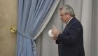 Presidente de Argentina alerta por aumento de casos