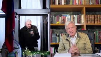 México compra problemas con Assange, dice excanciller