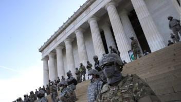 Washington activa la Guardia Nacional
