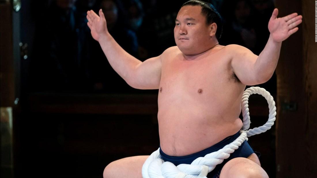 Hakuho Sho da positivo por covid-19