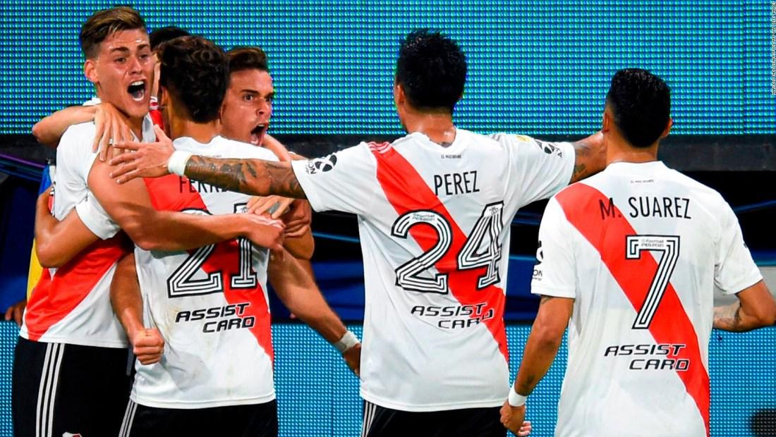 Copa Libertadores: River se enfrenta a Palmeiras