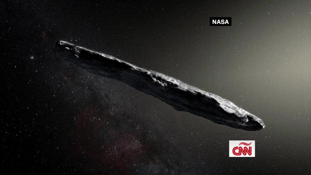 Astrónomo sugiere que existe vida extraterrestre