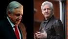 Abogado de Assange agradece a México por petición de asilo