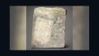 Subastan una misteriosa lápida romana