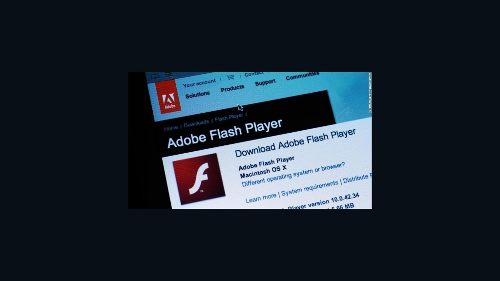 Eliminaron Adobe Flash Player y piden desinstalarlo