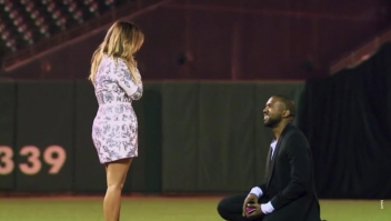 Revive la icónica propuesta de matrimonio de Kimye