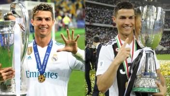 Cristiano Ronaldo y 7 de sus logros históricos