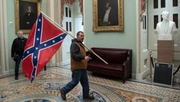 Bandera confederada: símbolo de racismo en EE.UU.