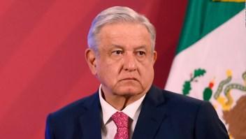 ¿Qué dice AMLO del avance del covid-19 en México?