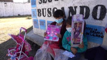 """""""Niños víctimas de la violencia en México merecen ser felices"""""""