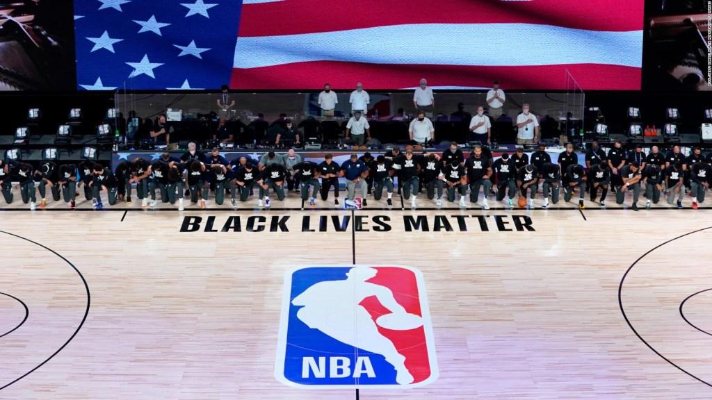 Estrellas de la NBA reaccionan por disturbios en el Capitolio