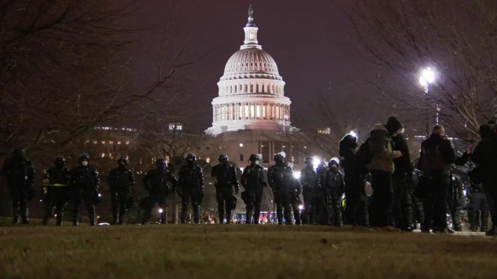 Asalto al Capitolio fue terrorismo interno, dice especialista