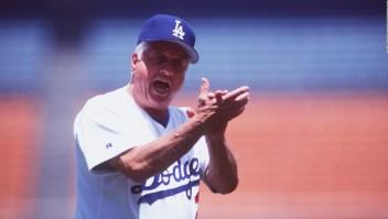 Lasorda, el mánager que hizo grande a los Dodgers
