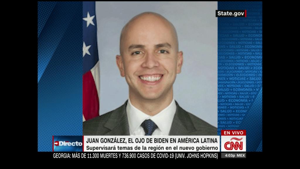 Inmigrante colombiano se encargará del hemisferio occidental en el Consejo de Seguridad Nacional