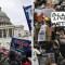 Líderes de justicia racial hablan de turba en Capitolio