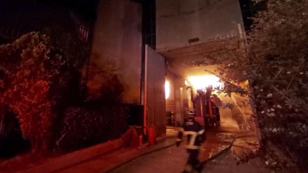 Un muerto tras incendio en el metro de Ciudad de México