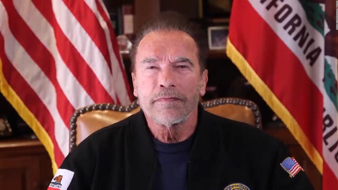 Arnold Schwarzenegger: Trump es un 'líder fallido'