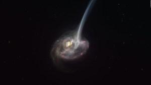 Astrónomos presencian por primera vez muerte de una galaxia