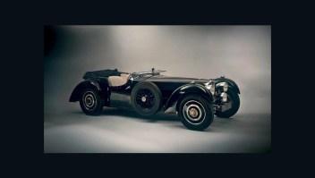 Subastarán  Bugatti de colección por una suma millonaria