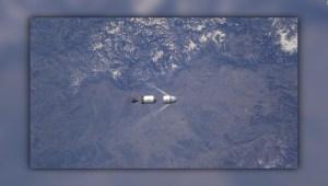 El SpaceX Dragon regresa del espacio