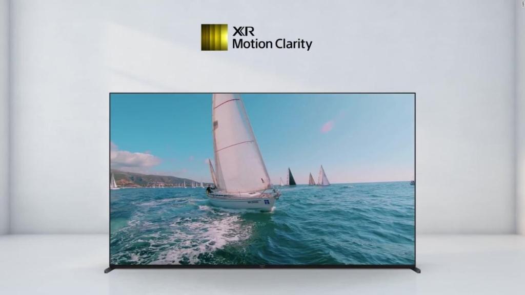 Sony presenta nueva línea de televisores