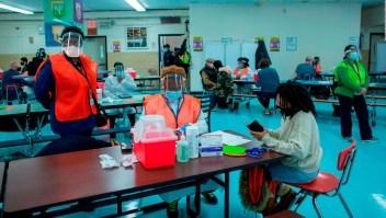 Nueva York espera llegar al 1 millón de vacunados