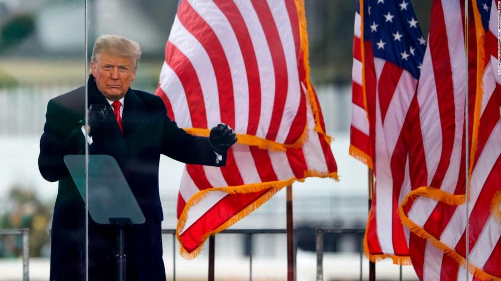 Paso a paso: el camino hacia el juicio político a Trump