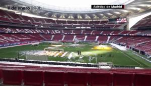 Así luce el Wanda Metropolitano tras sus remodelaciones