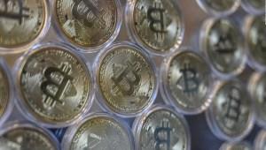 Tendencia: bitcoin cae un 20%