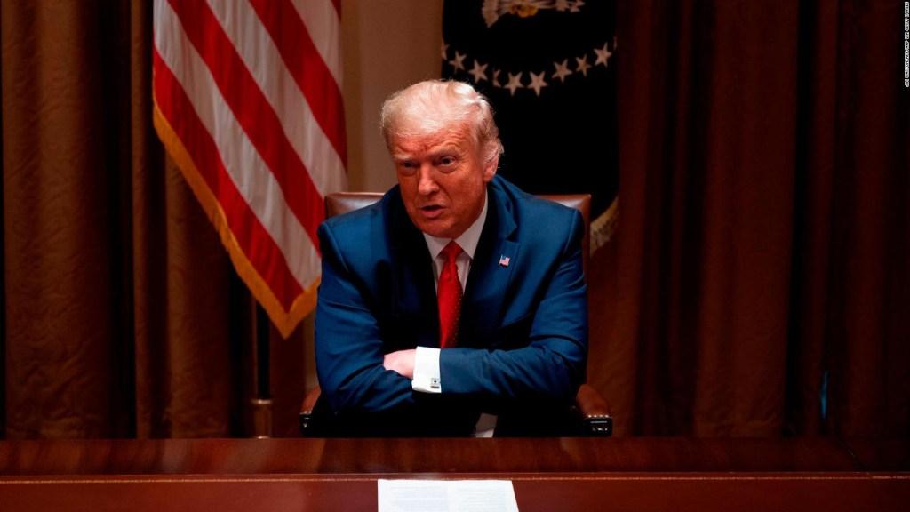 Redes sociales, el muro de Donald Trump