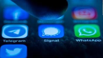 Signal y Telegram son tendencia tras cambios en WhatsApp