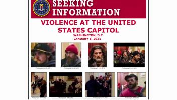 Milles han llamado a identificar atacantes al Capitolio