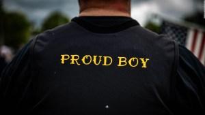 Proud Boys, considerados terroristas para Canadá