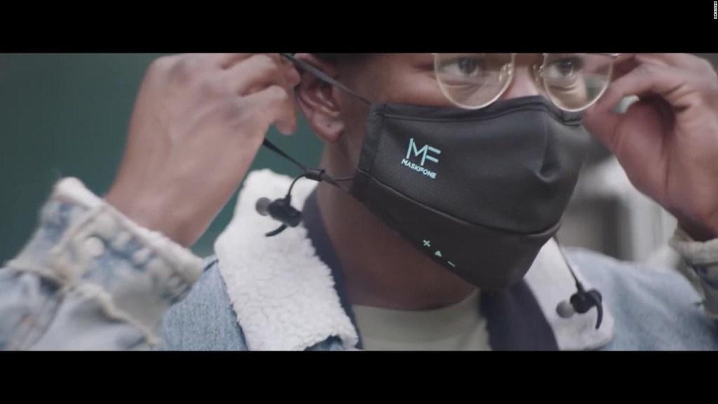 CES 2021: Mascarillas inteligentes en tiempos de covid-19