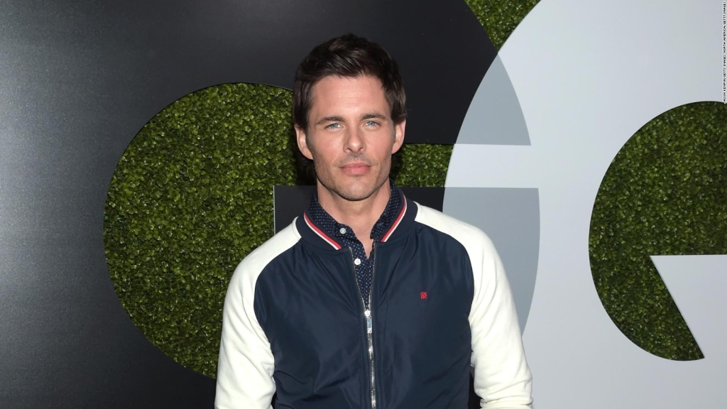 "James Marsden presenta ""The Stand"""