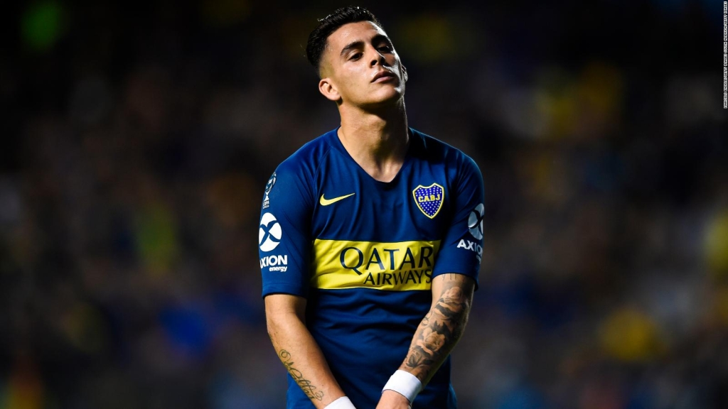 Futbolista Cristian Pavón niega denuncia de abuso sexual