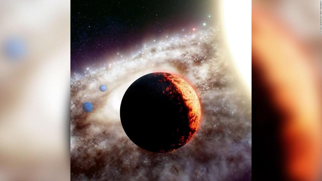 """Conoce la """"Súper Tierra"""" que orbitó por la Vía Láctea"""