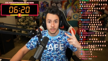 Es tendencia el récord de streaming en Twitch