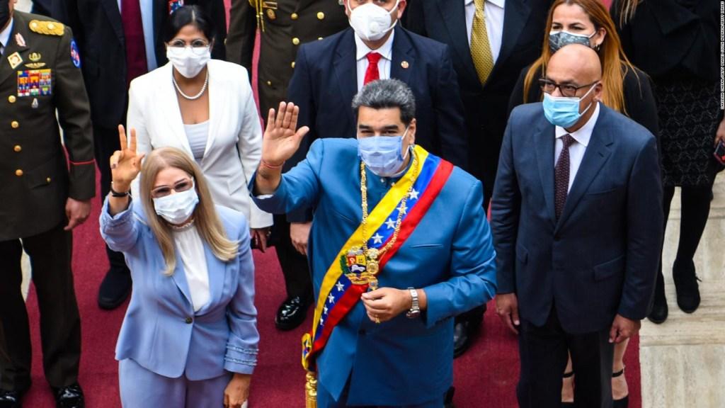 Maduro habló sobre un proceso de dolarización en Venezuela