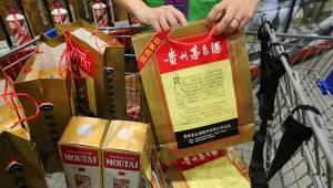 El curioso licor chino que es furor