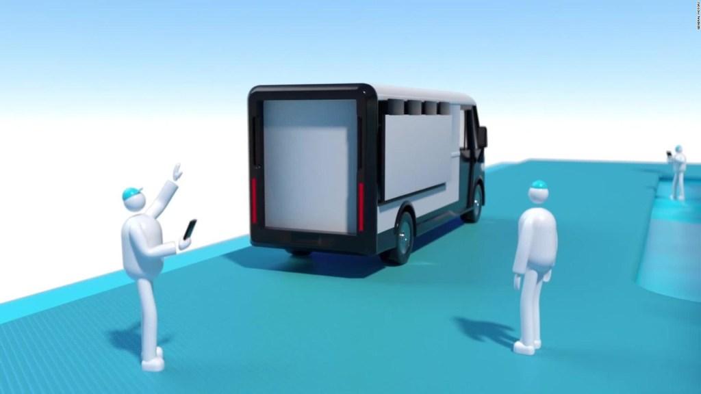 GM presenta sus nuevas camionetas eléctricas de reparto