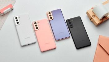 Galaxy S21: Así son los nuevos teléfonos de Samsung