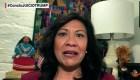 Una legisladora recuerda, a punto de llorar, el ataque al Capitolio