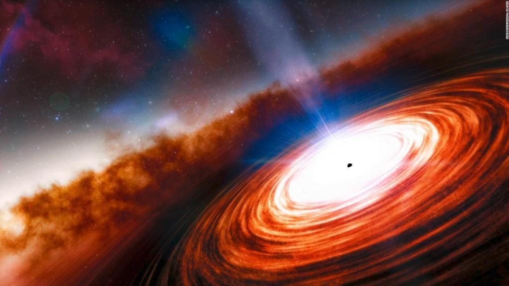 Investigadores descubren el cuásar más lejano del universo