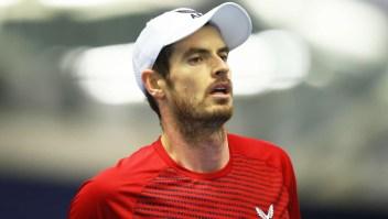 Murray podría sumarse a lista de ausentes del Abierto de Australia