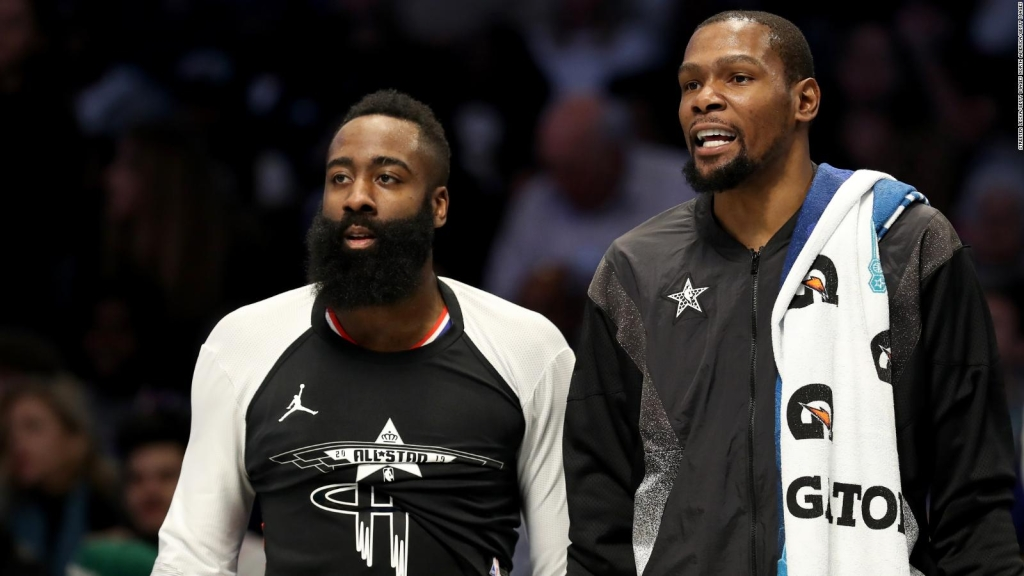 """Los Nets de Brooklyn, ¿el nuevo """"superequipo"""" de la NBA?"""